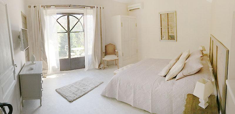 Chambre Toile de Jute 2 - La Bastide des Songes - Chambres d'hôtes Luberon - Vaucluse