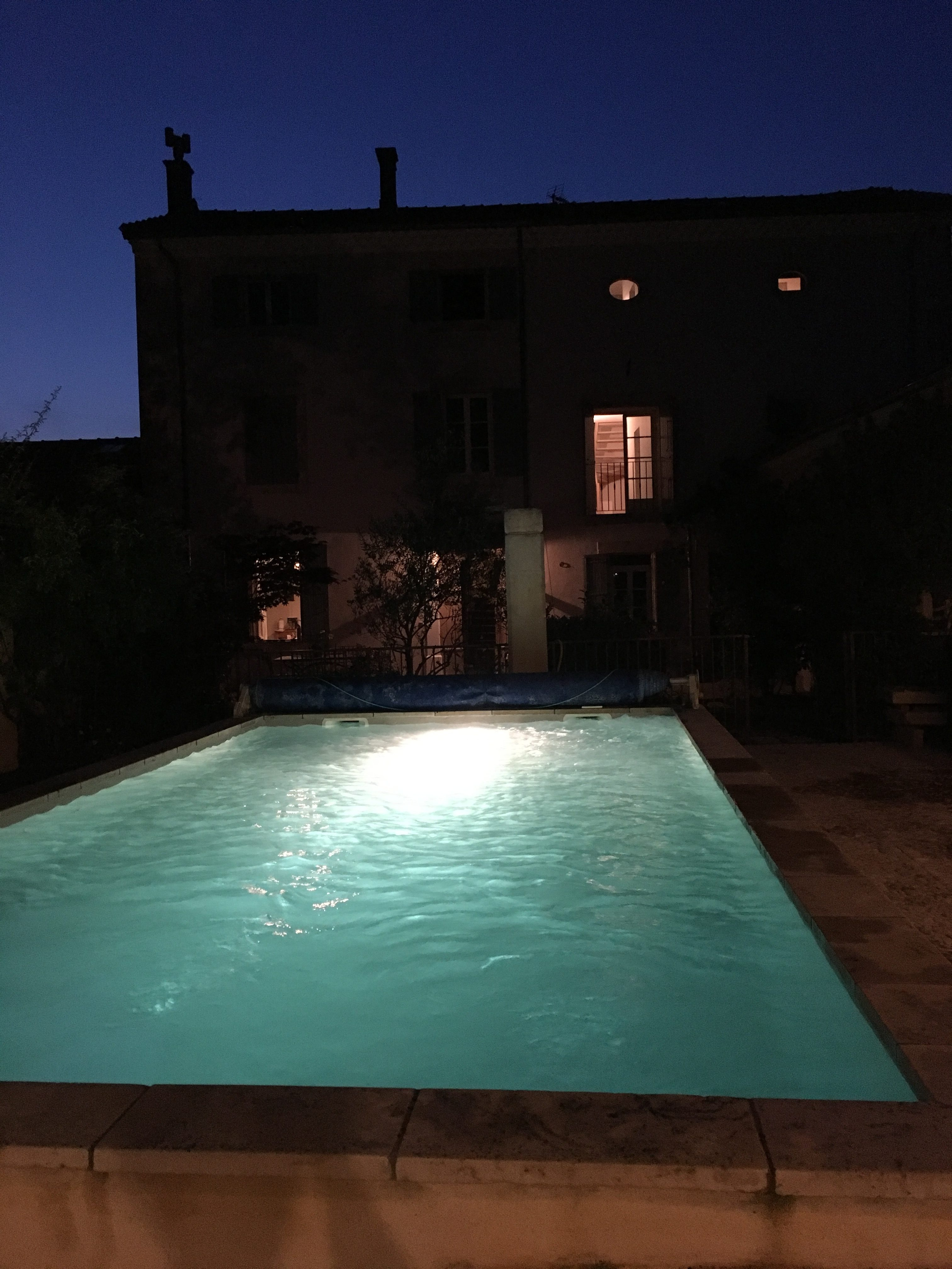 Swimming pool - La Bastide des Songes - Bed and breakfast Luberon - Vaucluse - Robion - Gordes - Cavaillon - Avignon