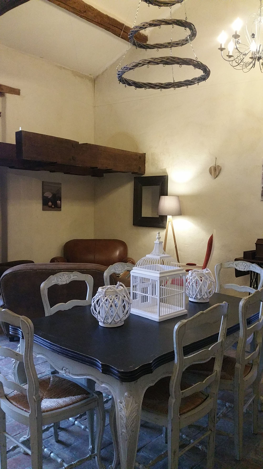 la bastide des songes - bed and breakfast - provence - luberon - robion - breakfast
