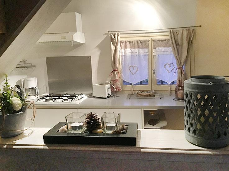 Gîte - Cuisine 5 - La Bastide des Songes - Chambres d'hôtes Luberon - Vaucluse