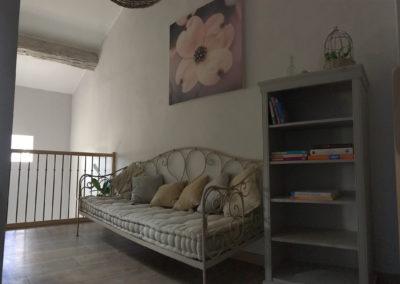 Suite fil de soie - salon 1 - La Bastide des Songes - Chambres d hotes Luberon - Vaucluse - Robion - Gordes - Cavaillon